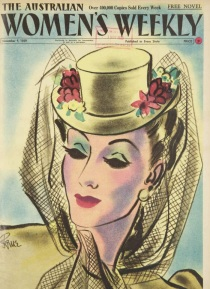 Rene Dalgleish Australian-Womens-Weekly-Nov-1939-Cover