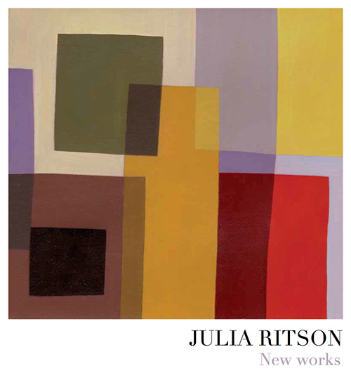 Julia Ritson 2014 exhibition invite